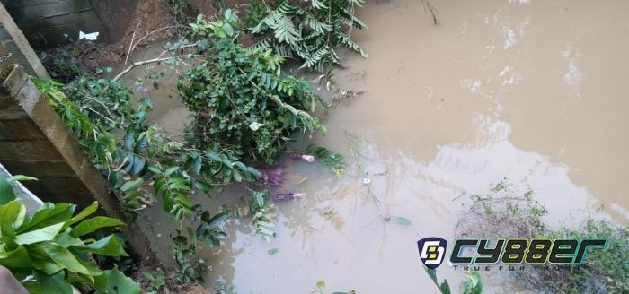 Jasad Bidan Ditemukan Mengambang di Sungai Kuantan