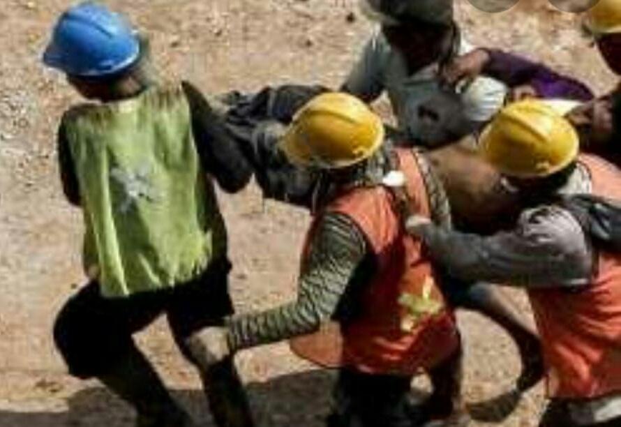 Kecelakaan Kerja, Dua Orang Meregang Nyawa di PT KID Pelintung Dumai