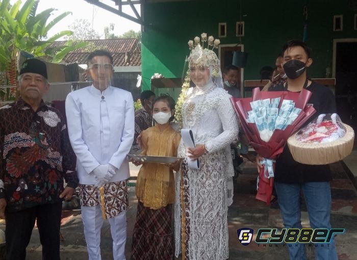 Akhiri Masa Lajang, Waka PAC PP Banjaranyar Langsungkan Pernikahan, Sang Istri Ingin Dihadiahi 9 Anak