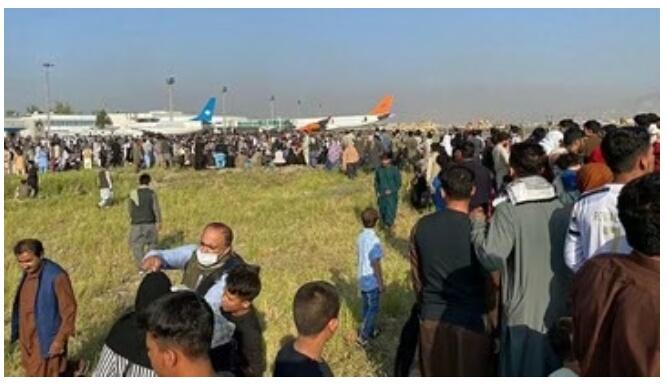 Pemerintah Indonesia Berhasil Evakuasi WNI Pasca Taliban Kuasai Afghanistan