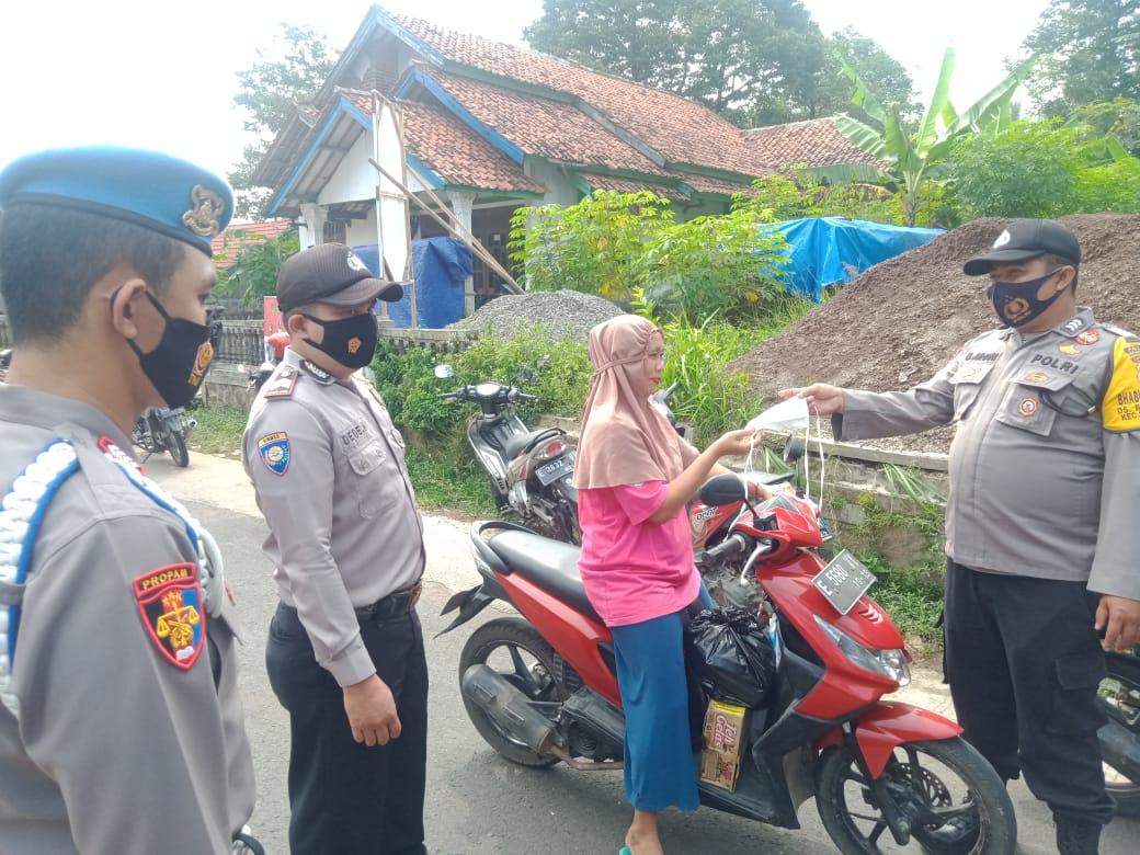 Cegah Covid-19, Polisi Gelar Ops Yustisi