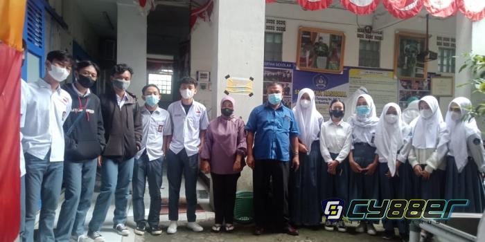 SMK Putra Nasional BKPM-RI Gelar Tes PCR Guru dan Pelajar