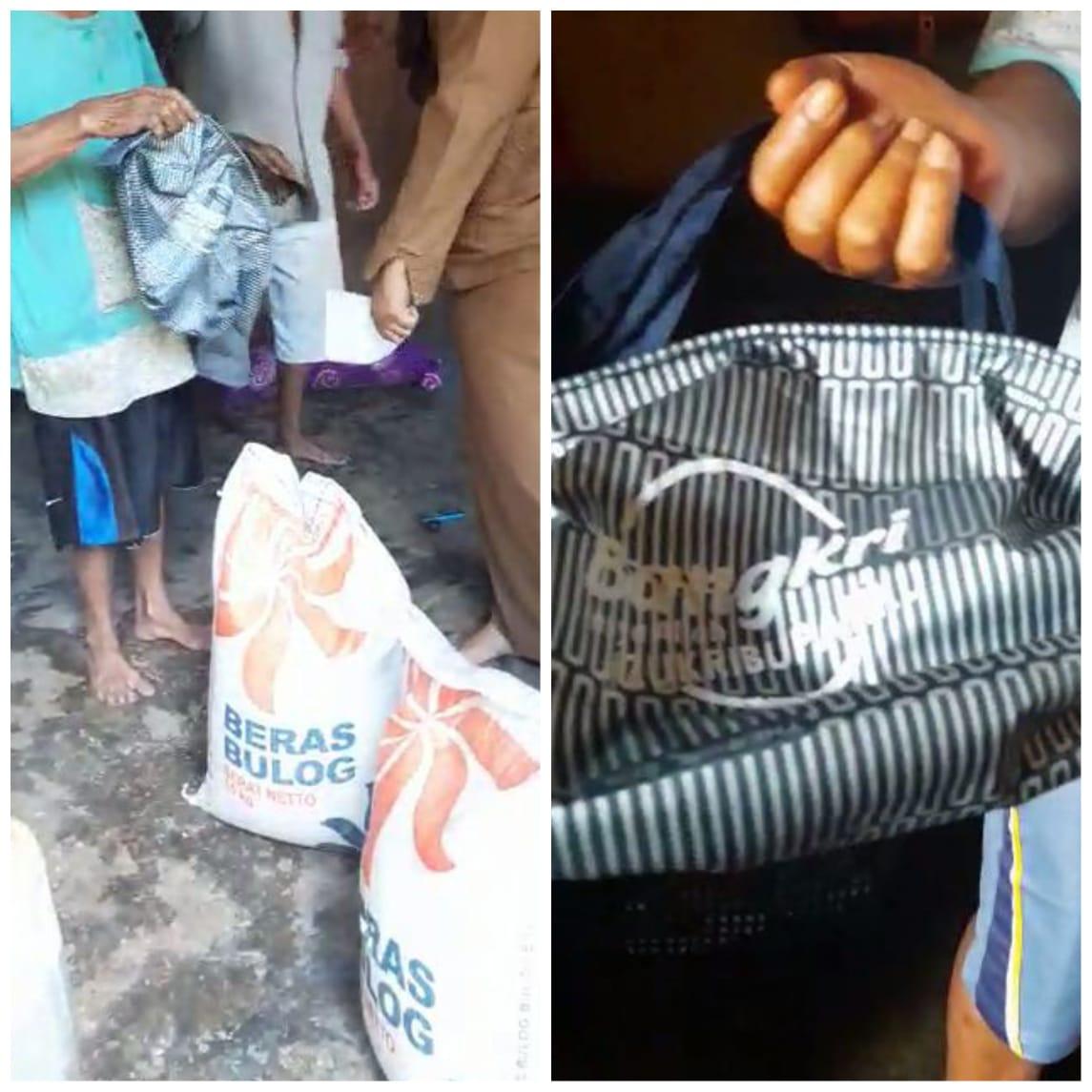 Akibat Temukan dan Videokan Penyalahgunaan Bantuan Beras PKH, 2 PNS dan 1 Warga Sipil Malah menjadi Tersangka