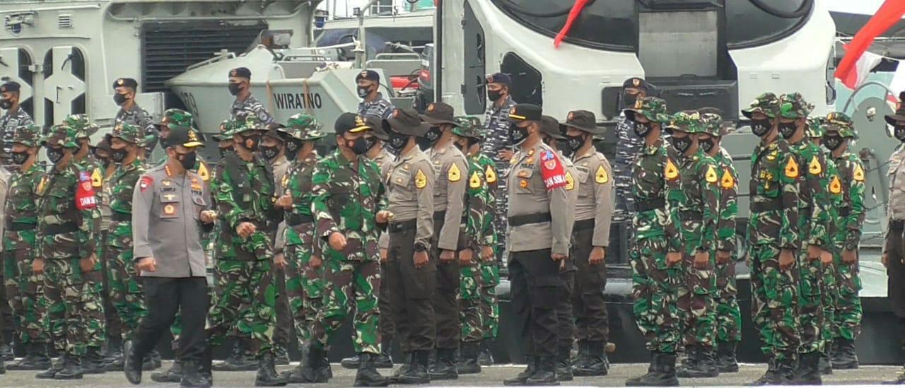 Hadi Tjahjanto ; Taruna Akmil AAL, AAU dan Akpol Bangun Soliditas TNI dan Polri dan Masyarakat Sumut