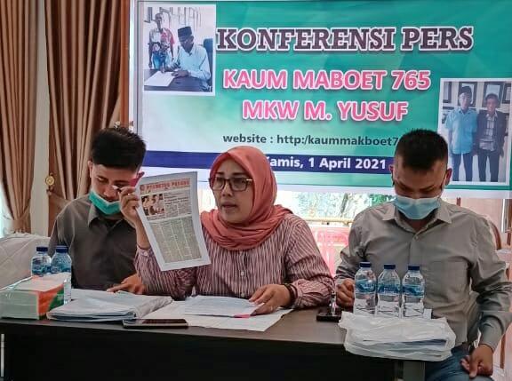 Oknum BPN Padang Diduga Sebagai Mafia Tanah, Gunakan Uang Negara Untuk Pembayaran Lahan Kaum Maboet Padang