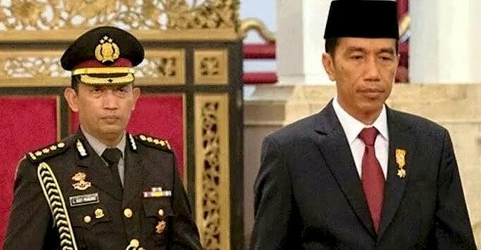 Listyo Sigit Prabowo Ditunjuk Jokowi Sebagai Kapolri