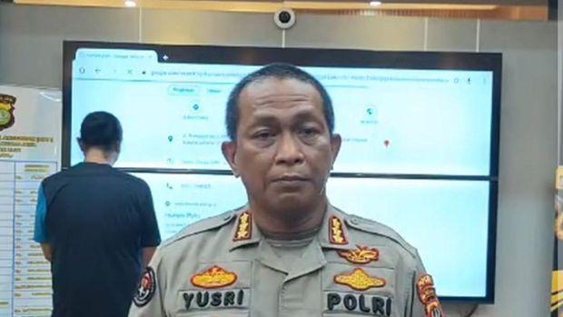 Polisi Tangkap Pengemudi Fortuner yang Acungkan Pistol