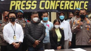 Kapolres Cilegon: Wanita dan Pria Viral di Ciwandan Minta Maaf
