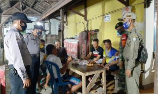 Polres Indramayu Polda Jabar Bersama Tim Gabungan, Operasi Yustisi di Kawasan Tempat Hiburan
