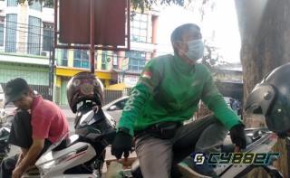 Pendapatan Bekurang Selama PPKM Darurat Pengemudi Ojol di Bandung Mengeluh