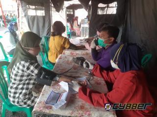 PPKM Darurat Level 4, Polisi Layani Vaksinasi Warga di Gerai Vaksin Presisi