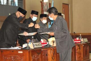 F-PKS DPRD Kota Tegal Minta Walikota Lebih Arif Terkait Vaksin Sebagai Syarat Urus Administratif