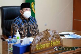 Gubernur Banten Wahidin Halim Pastikan Pendidikan Tidak Terhenti Karena Pandemi