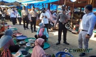 Ops Yustisi TNI Polri dan Himbauan Tingkatkan Prokes di Kabupaten Kuansing
