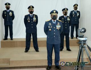 Kasau: Jadilah Prajurit TNI AU Teladan dan Pelopor
