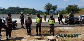 Polres Sumedang Tinjau Lokasi Tanah yang Akan Dieksekusi Pengadilan Negeri