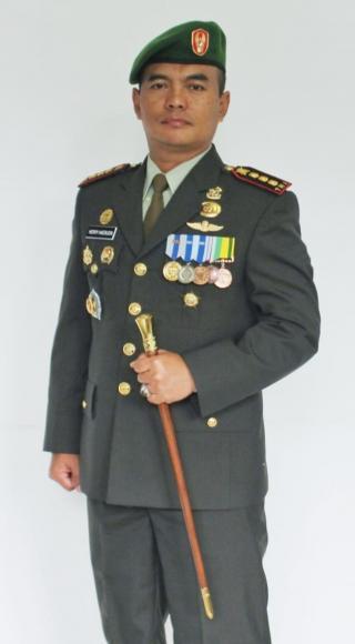 Profil Kolonel Cku Herry Haerudin, Komandan Pusdikku Kodiklatad, Ditinggal Bapaknya Sejak Kelas Satu SD Bisa Masuk Akademi Militer