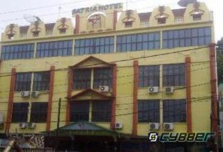 Beralih Fungsi, Gedung Hotel Satria Disulap Jadi Arena Perjudian