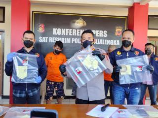 Mengaku Polisi, Sekap Penjaga Ruko dan Minta Tebusan, Tiga Pelaku Ditangkap Polres Majalengka