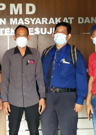 Merasa Tidak Adil, Bakal Calon Kades Tanjung Menang Raya Lapor ke Polisi