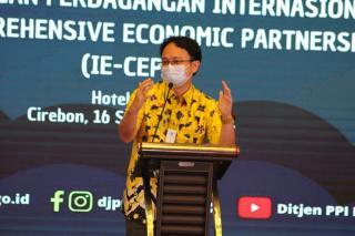 Pelaku Usaha Harus Manfaatkan Perjanjian Kemitraan Ekonomi Komprehensif dengan Empat Negara