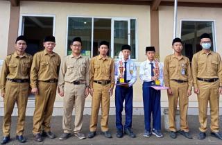 SMP Tarbiyatut Tholibin Toreh Prestasi di Bidang Akademik dan Non Akademik