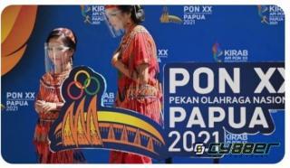 Klasmen Sementara Peralihan Medali PON XX Papua, Jawa Barat di Puncak