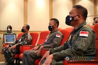 Latihan Bersama RSAF - TNI AU Elang Indopura XXI Resmi Ditutup Oleh Direktur Latihan Dua Negara