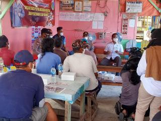 Penyuluhan Kasat Narkoba Polres Serang Kota Polda Banten