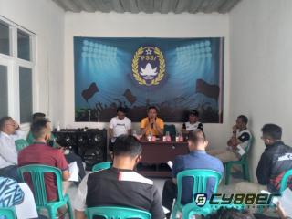 Askab PSSI Garut Gelar Manager Meeting Persiapan Menghadapi Putaran Final