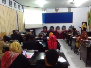 Inspektorat Gelar Sosialisasi Pelaksanaan SPIP dan CEE di Dinas Permasdes Kabupaten Tegal