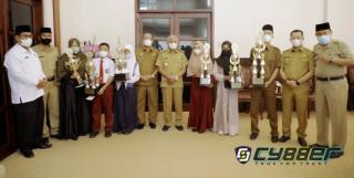LASQI Kabupaten Asahan Audiensi Dengan Bupati Asahan