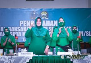 "Ny. Evi Agus Subiyanto: ""Kowadpun sama mengangkat senjata"""