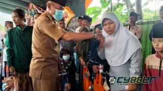 Ketua Apdesi Talang Padang Hadiri Peringatan Maulid Nabi