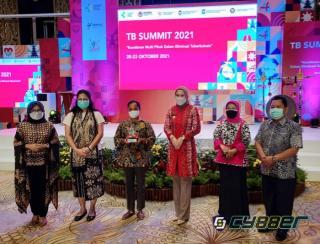 Inhu Raih Peringkat 3 Nasional Dalam Kegiatan TB Summit 2021 di Bali