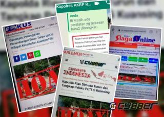 Kerugian Immaterial CYBER88 Terhadap Pemberitaan di Enam Media Online Riau