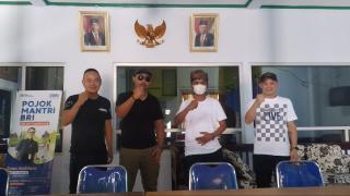 Kunjungan Silaturahmi dan Kemitraan Lembakum Siliwangidengan Desa Curug Agung Kecamatan SagalaherangSubang