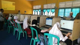 Prihatin : Pelaksanaan Asesmen Nasional di Muara Pinang Pakai Joki