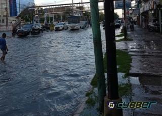 Warga Kewalahan Akibat Banjir, Pemko Dumai Lebih Utamakan Bangun Kantor Kejari