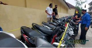 Waspada Tawaran Sepeda Motor Bekas, Surat Sebelah Bisa Jadi Hasil Kejahatan