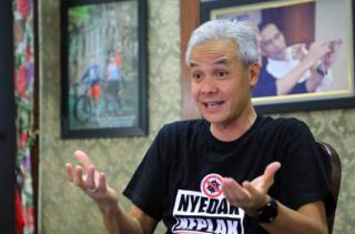 Di Balik Tidak Diundangnya Ganjar Pranowo oleh PDI-P, Anton Charliyan Menanggapi