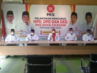 PKS MelantikanMPD, DPD, DED Periode Tahun 2020-2025