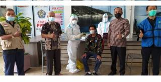 Monitoring Rapid Antigen, Jumadi Imbau Peserta Didik dan Guru Tetap Patuhi Disiplin Kesehatan