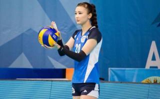 Sabina Altynbekova, Pemain Tim Voli Kazakhstan Dikritik karena Terlalu Cantik