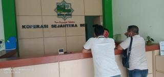 Koperasi Simpan Pinjam Sejahtera Bersama yang Berkantor Pusat di Kota Bogor Pailit
