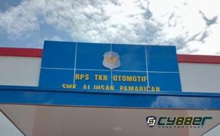 Bantu Warga di Masa Pandemi, SMK AL - IHSAN Pamarican Gratiskan Seragam pada PPDB Tahun 2021