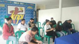 Pengurus DPD KNPI Kabupaten Sukabumi Menyayangkan Rapat Pembentukan Panitia Musda Tidak Melalui Musyawarah