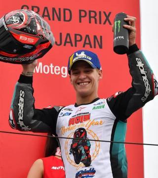 Ciptakan Sejarah di MotoGP Spanyol 2020, Quartararo Justru Merasa Tidak Sempurna