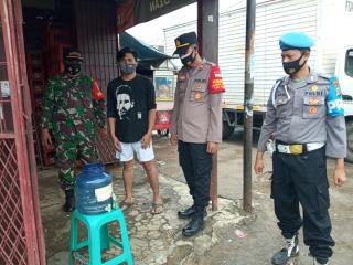Ops Yustisi Protokol Kesehatan Gencar Dilaksanakan Polres Indramayu Polda Jabar