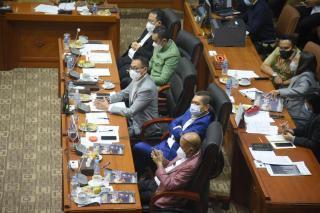 Tok... Komisi III DPR Setujui Listyo Sigit Prabowo Sebagai Kapolri